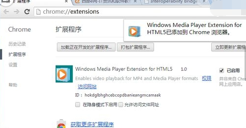 Chrome怎么安装Windows Media Player插件?